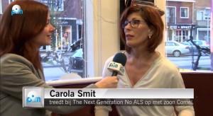 Margriet interviewt Carola Smit (Bekend van BZN)